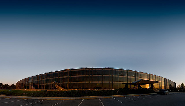 IBM TJ Watson Research Center (Photo by Simon Greig)